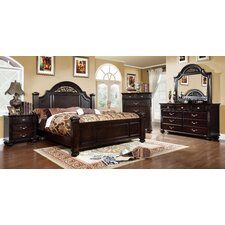Sienzie Arched Platform Bedroom Collection
