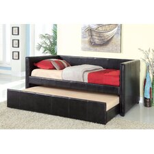 Suzanna Simple Daybed with Trundle