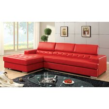 Derrikke Tufted Sectional