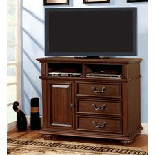 Lorrenzia 3 Drawer Media Chest