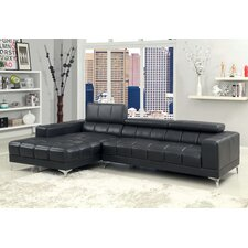 Derrikke Plush Sectional