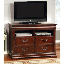 Cherisse 4 Drawer Media Chest