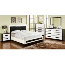 Verzaci Platform Bedroom Collection