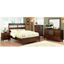Savannah Platform Bedroom Collection