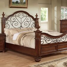 Lorrenzia Four Poster Bed