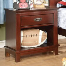Kenneth 1 Drawer Nightstand