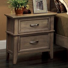 Balboa 2 Drawer Nightstand