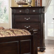 Sienzie 6 Drawer Chest