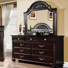 Sienzie 9 Drawer Dresser