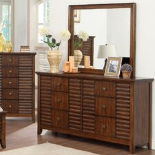 Tora 6 Drawer Dresser