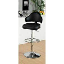 "Ruperte 25.25"" Adjustable Swivel Bar Stool"
