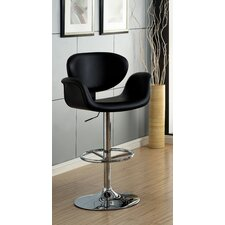 "Ruperte 24.5"" Adjustable Swivel Bar Stool"