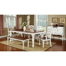 Primrose Country 6 Piece Dining Set