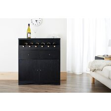 Renard Buffet Server and Wine Rack