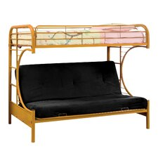 Prism Twin Over Futon Bunk Bed