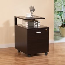 <strong>Hokku Designs</strong> Newton Modern Equipment Trolley / File Cabinet