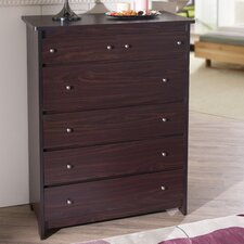 <strong>Hokku Designs</strong> Bridgette 6 Drawer Chest