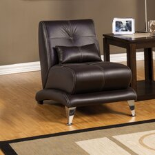 <strong>Hokku Designs</strong> Sewell Leather Chair