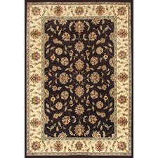 Tulsy Sophisticated Sable Blooming Rug