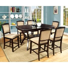 <strong>Hokku Designs</strong> Elwood 7 Piece Dining Set