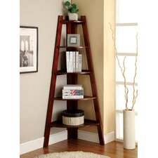 Kala Corner Ladder Display Bookcase