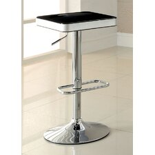"24"" Adjustable Bar Stool (Set of 2)"