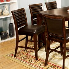 <strong>Hokku Designs</strong> Max Counter Height Side Chair (Set of 2)