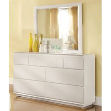 Pearl 7 Drawer Dresser