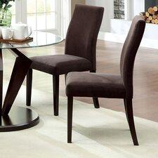 Velvet Parson Dining Chair (Set of 2)