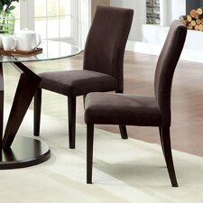 Velvet Parson Dining Chair (Set of 2)