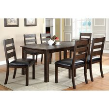 Dixie 7 Piece Dining set