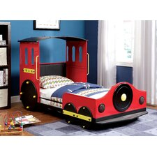 <strong>Hokku Designs</strong> Tripton Twin Train Youth Bed