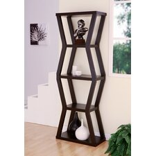 Peltsy Four Tier Display Stand and Bookcase