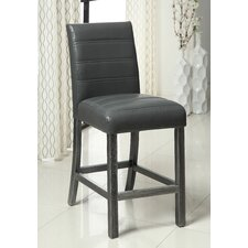 "<strong>Hokku Designs</strong> Lanbruner 25.5"" Bar Stool (Set of 2)"
