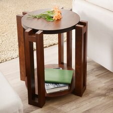 <strong>Hokku Designs</strong> Ziljaden End Table