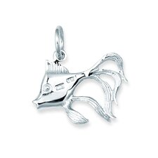 Sterling Silver Reef Fish Charm