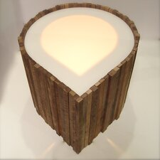 Acorn End Table