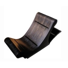 <strong>Shiner International</strong> Pico Low Seat Slipper Chair