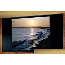 Access MultiView Series E Pearl White Electric Projection Screen
