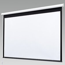 Baronet Contrast White Electric Projection Screen