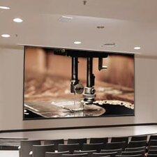 Access XL Series E Projection Screen with Low Voltage Motor