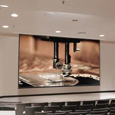 Access XL Series E Matte White Electric Projection Screen