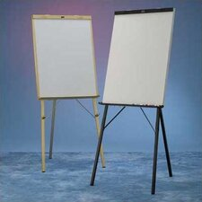 DR Series White Porcelain Writing Surface Easel