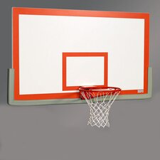 Rectangular Wood Basketball Backboard