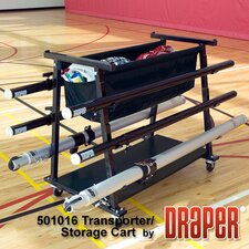 Volleyball Transporter/Storage Cart
