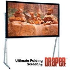 Ultimate Cineflex Portable Projection Screen