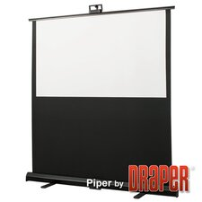<strong>Draper</strong> Piper Matt White Portable Projection Screen