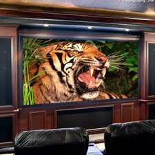 ShadowBox Clarion Pure White Projection Screen