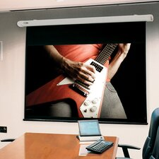 Salara HW Pearl White Electric Projection Screen