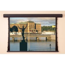 Silhouette Series V ClearSound NanoPerf Electric Projection Screen